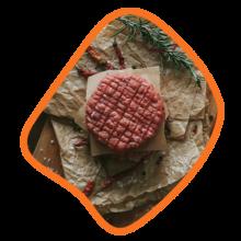 برگر ویژه ۴۵۰ گرمی زی خوراک