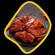 جوجه ران مکزیکی مرغ زی خوراک